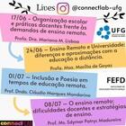 ConnectLab realiza série de lives no Instagram