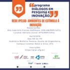 Rede IPELAB: ambientes de estímulo à inovação