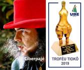 Artista e Professor da FAV/UFG é um dos premiados no Troféu Tiokô 2019