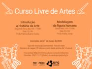 Divulgação - Curso Livre de Artes 1