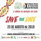 IX Jornada de Atualização em Nutrição - Divulgação