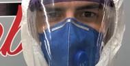 Protetores faciais contra o coronavírus
