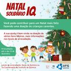 Natal solidário IQ