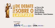 Painel de debate sobre o Lawfare