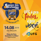 Post  1º UFG Itinerante
