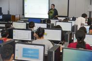 Educação Digital 2020/1 - sala de aula