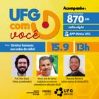 UFG com você 15-9-21
