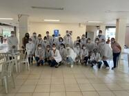Equipe de vacinação da FEN - 1
