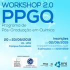 Workshop de 20 anos do Programa de Pós-Graduação em Química