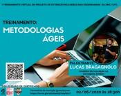 Treinamento: metodologias ágeis 2/6/20