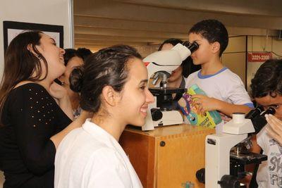 5ª Mostra de Divulgação Científica e de Popularização da Ciência para a Educação Básica Capa