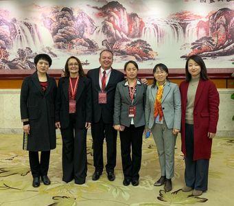 UFG participa de conferência internacional do Instituto Confúcio na China