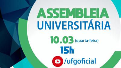 assembleia universitária