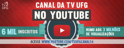 TV UFG no Youtube