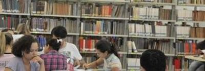 Biblioteca central 10