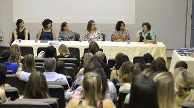 Aula inaugural do Curso de Especialização em Enfermagem Obstétrica