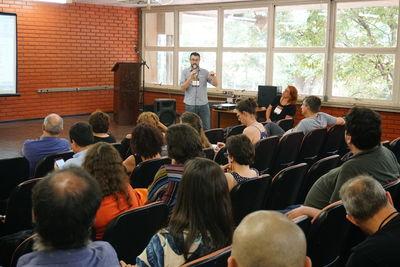 Encontro da SBPJor é concluído na UFG com quase 300 trabalhos apresentados por brasileiros e estrangeiros