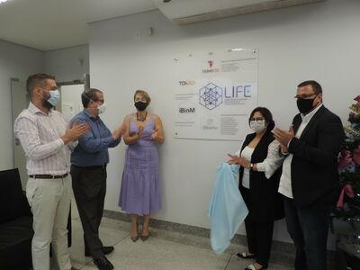 Inauguração Life (Farmatec)