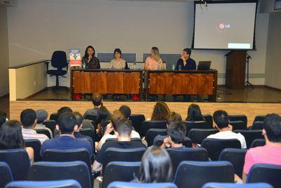 Workshop sobre programa de Intercâmbio Brafitec é realizado na Escola de Engenharia Civil