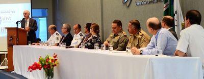 UFG e Fundação Tiradentes assinam Termo de Cooperação Técnica