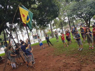 Grupo Escoteiro UFG fev18