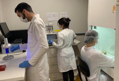 laboratório ufg