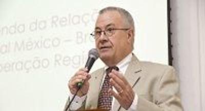 Embaixador do México - Salvador Arriola
