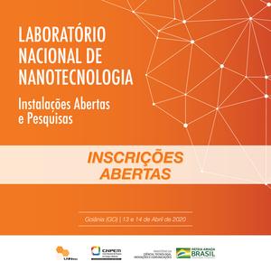 Laboratório Nacional de Nanotecnologia - LNNano
