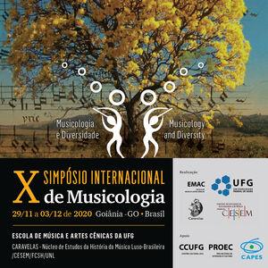 X Simpósio Internacional de Musicologia