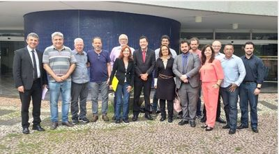 Reunião de egressos UFG (Foto: Ana Paula Vieira /Reitoria Digital)