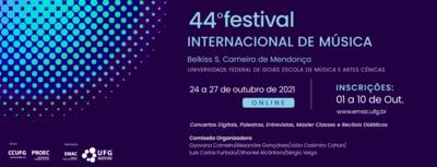 44º Festival de Música Belkiss S