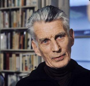 Samuel Beckett (Foto Roger Pic) - reduzida