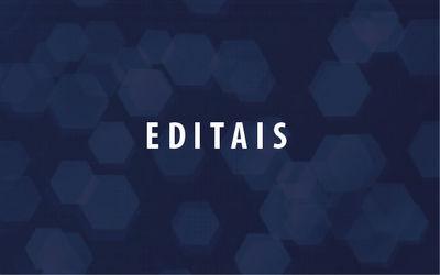 Capa Editais 2019