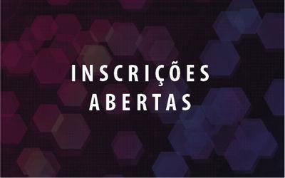 Inscrições Abertas_Capa de Notícia 2019