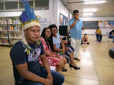 Nós por nós indígenas e quilombolas capa