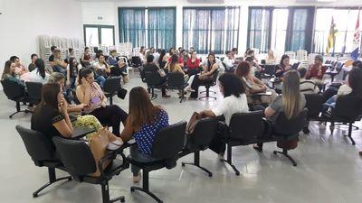 II Módulo do curso de qualificação em Crescimento e Desenvolvimento
