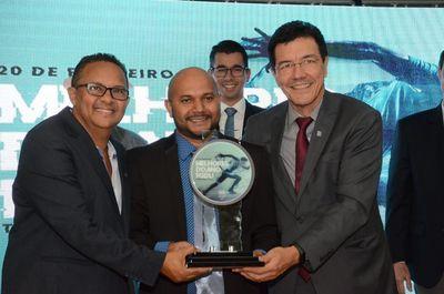 UFG é premiada com Troféu Eficiência 2018