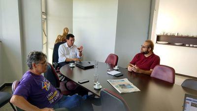 Coronavírus: Reitoria e SINT-IFESGO discutem situação dos servidores da UFG