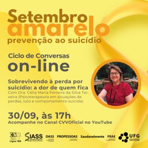 Sobrevivendo à perda por suicídio: a dor de quem fica