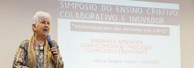 Simpósio ensino colaborativo capa