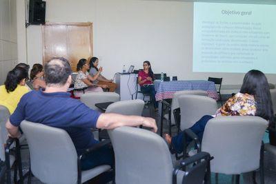 Mesa-redonda inclusão e alfabetização