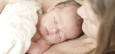 Bebê e mãe