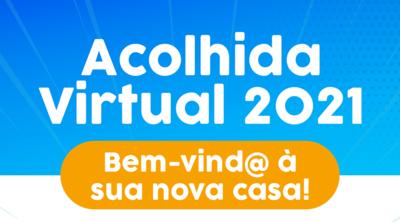 Programação Acolhida Virtual 2021