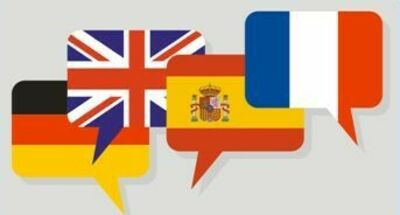 linguas estrangeiras
