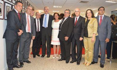 Posse dos novos ministros em Brasília