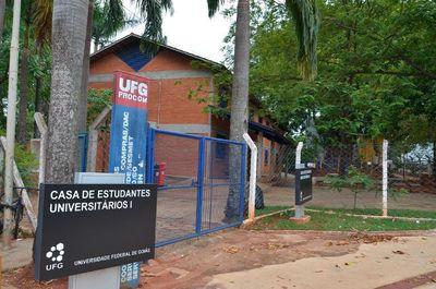 casa do estudante universitario