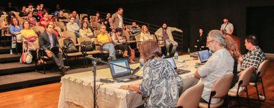 Mesa-redonda Música Popular Urbana no Brasil