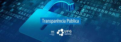 transparencia publica SIC UFG