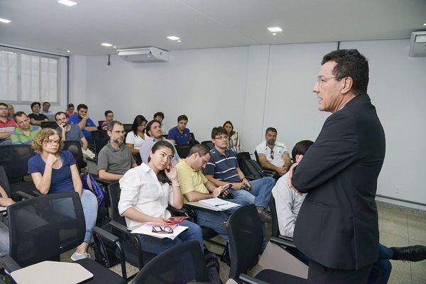 Edward Madureira reunião alta computação