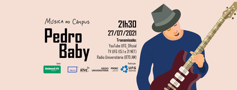 Bannner Pedro Baby 27-7-21